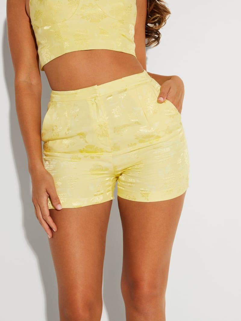 Femme Floral Shorts