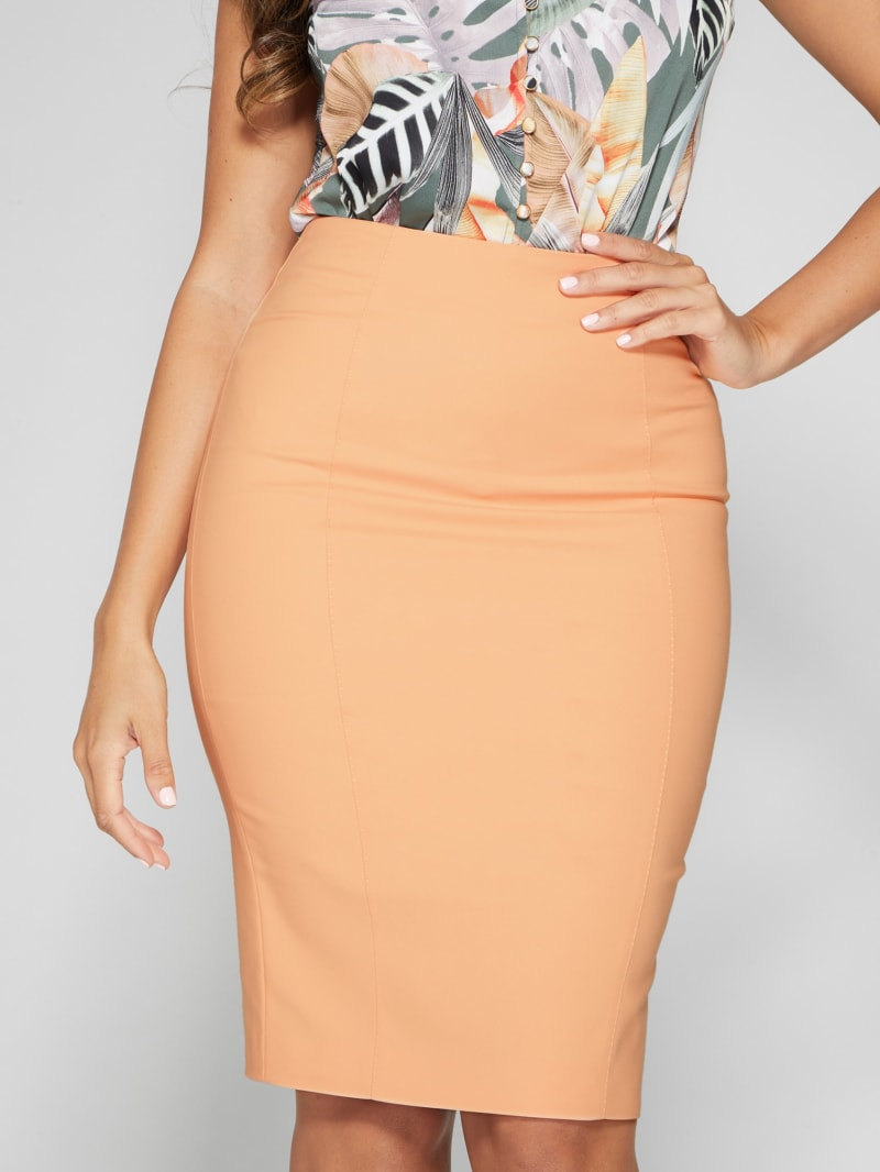 Sevil Pencil Skirt