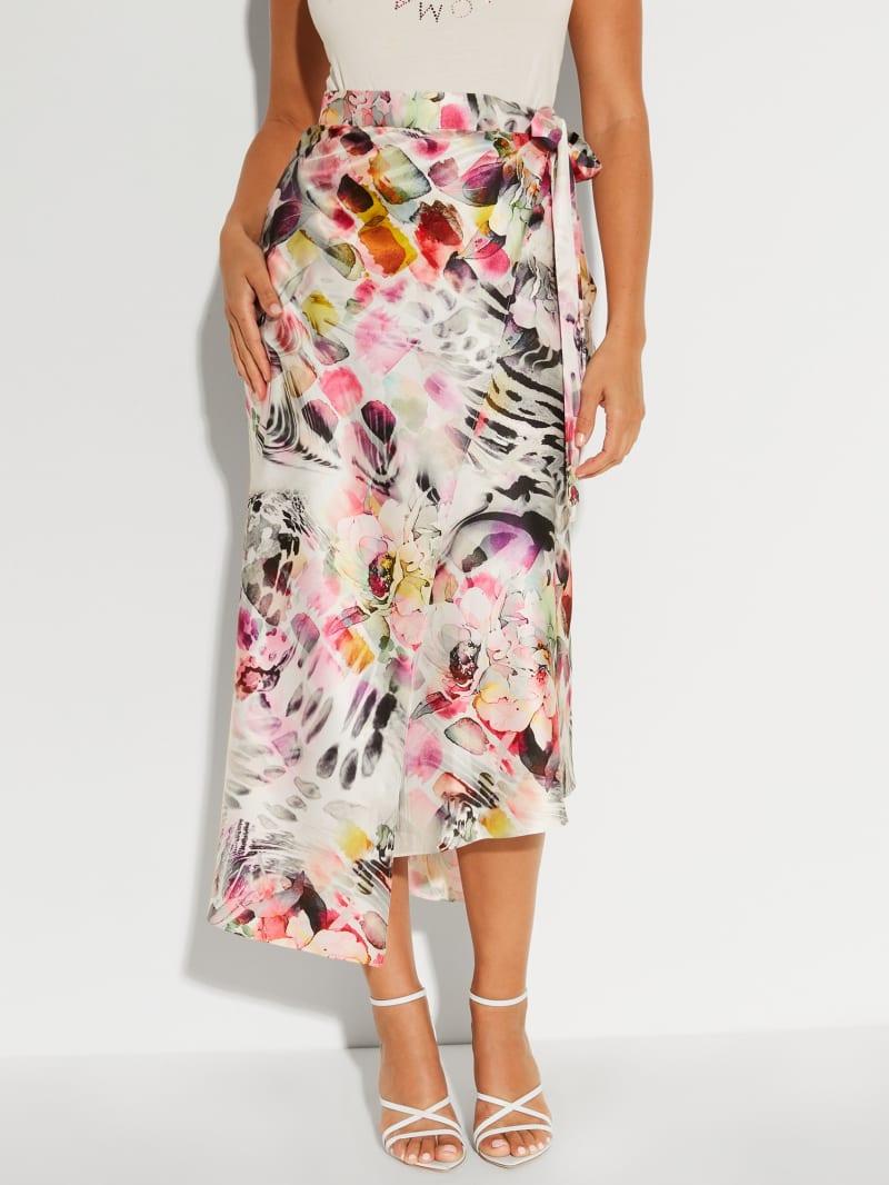Floral Flux Skirt