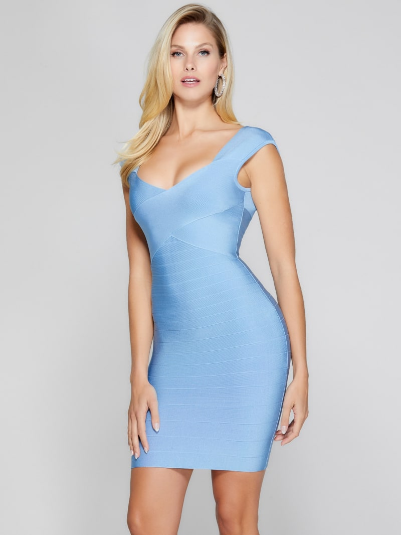 Behati Bandage Dress