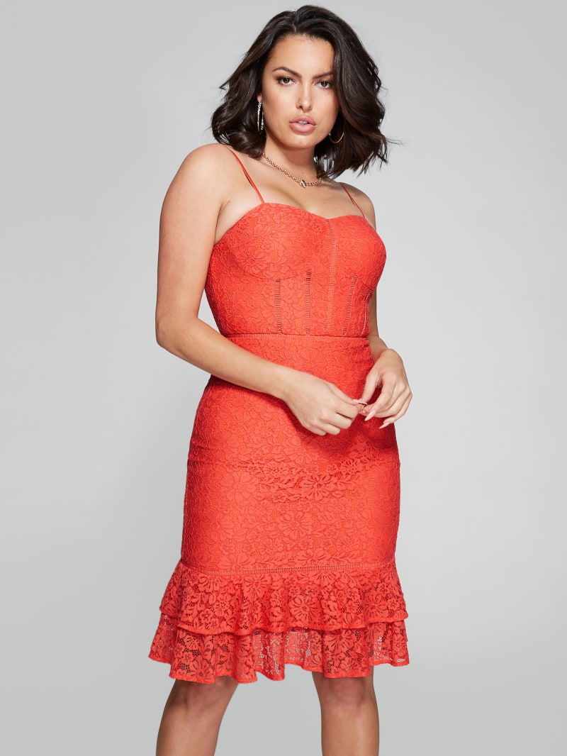 Donny Lace Dress