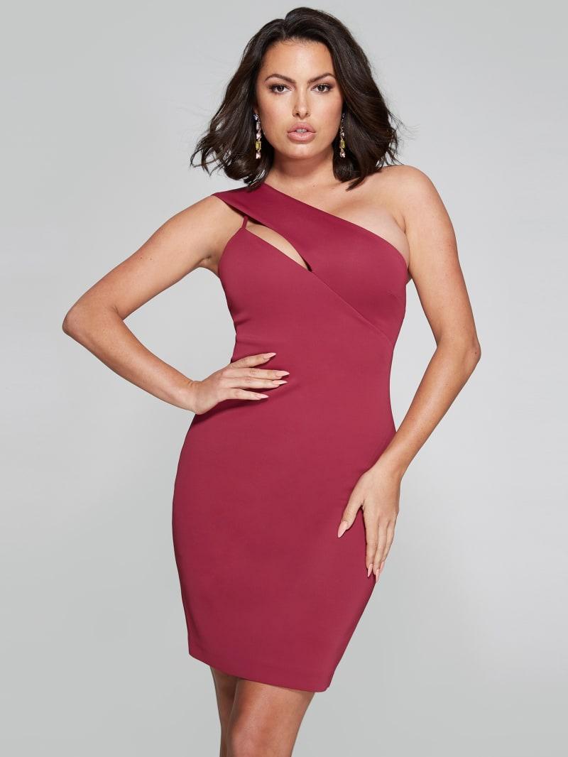 Lady Like Scuba Dress