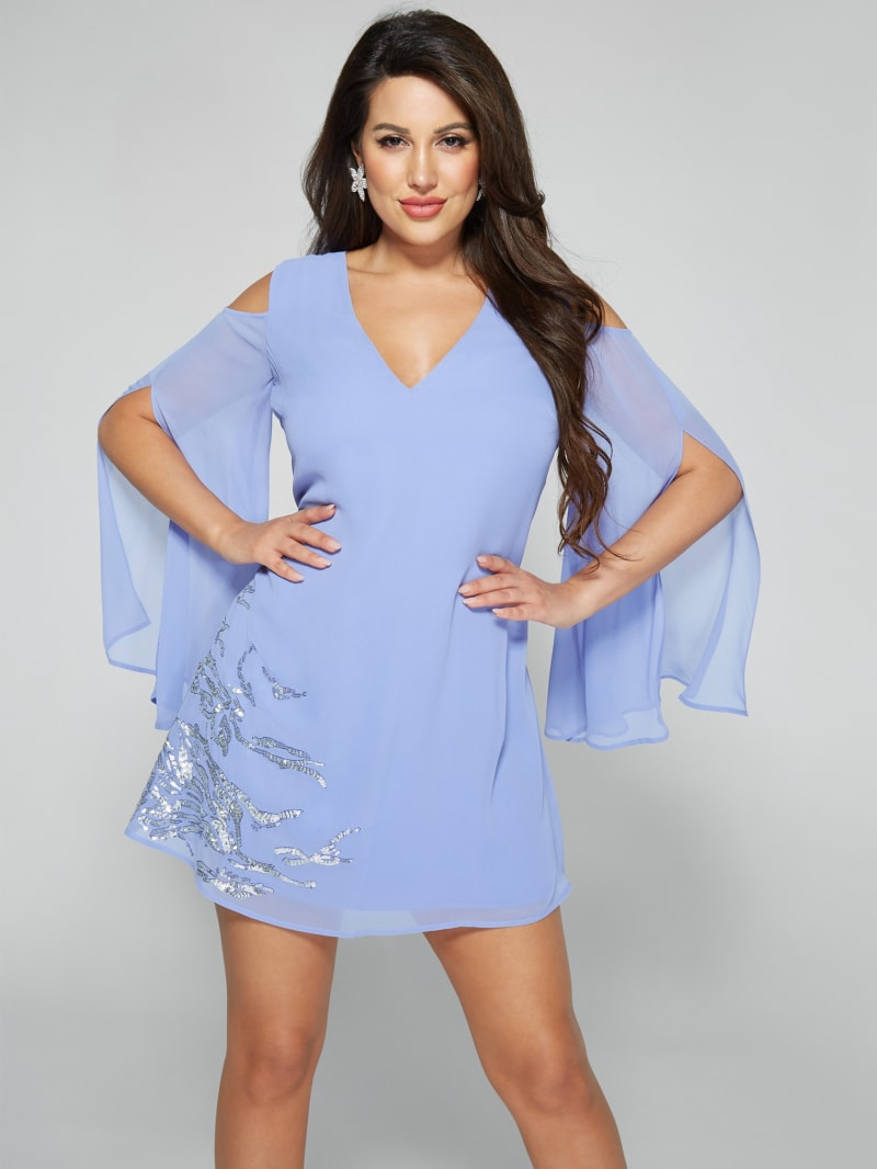 Tidal Wave Tunic Dress