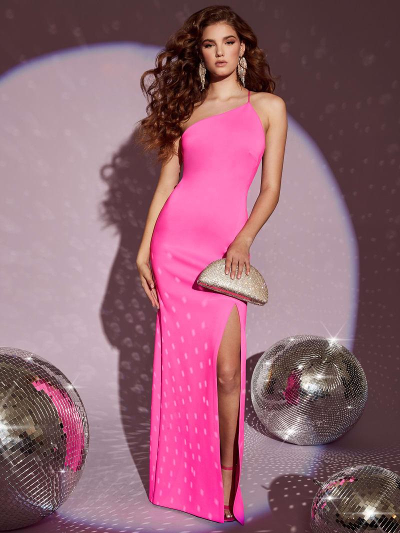 Nina Scuba Maxi Dress