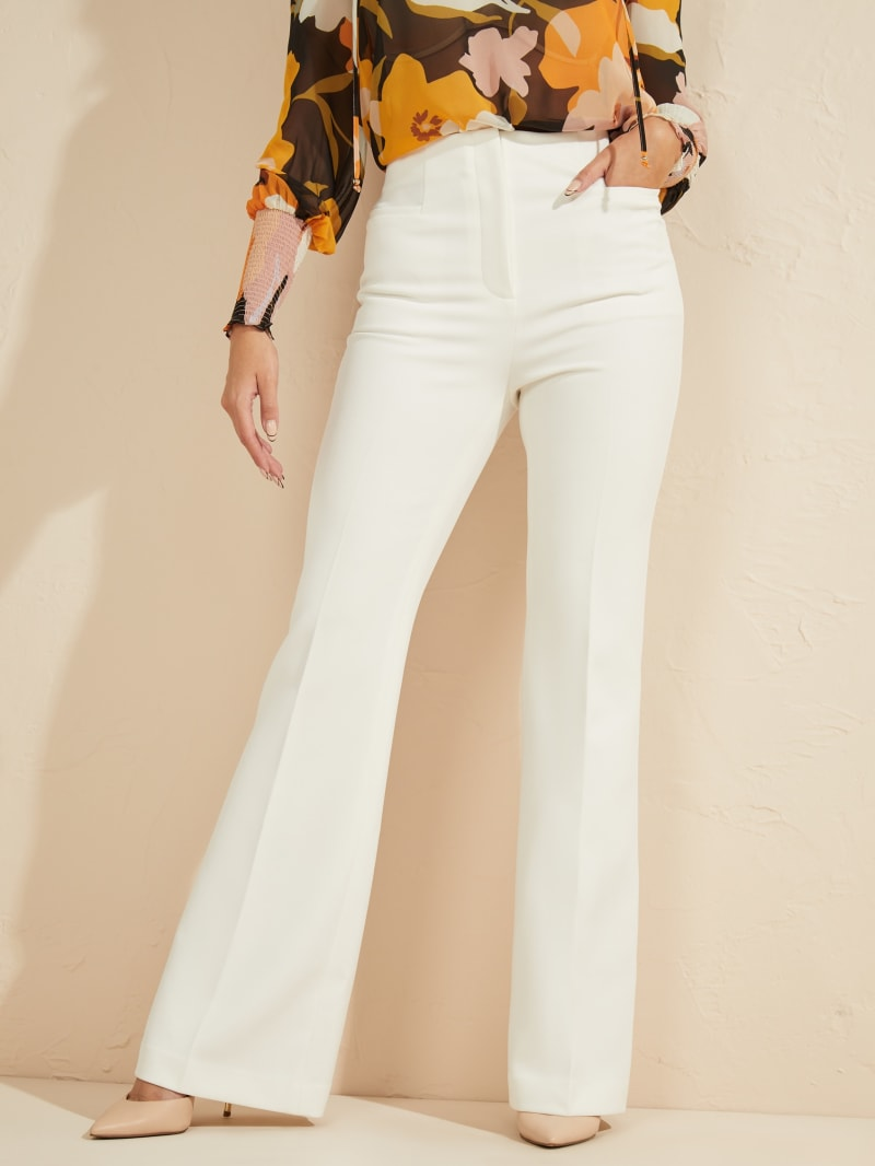 Eden Fit-and-Flare Pant