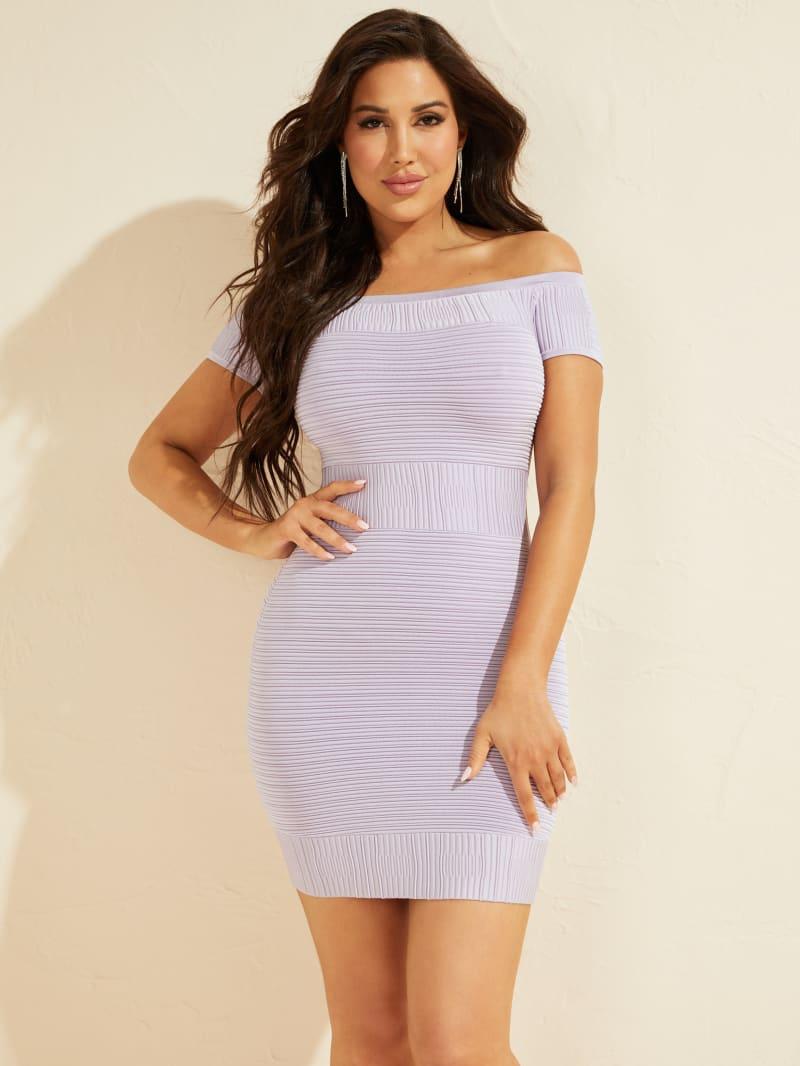 Enda Off-the-Shoulder Dress