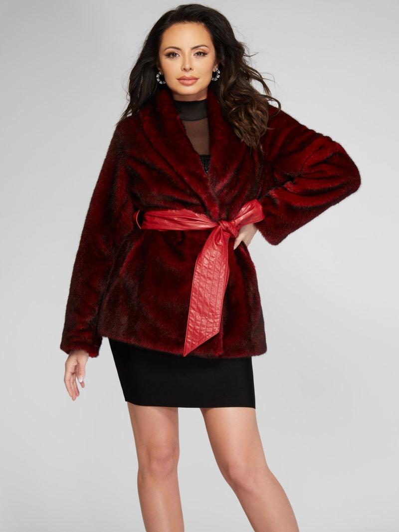 Olaia Faux-Fur Jacket