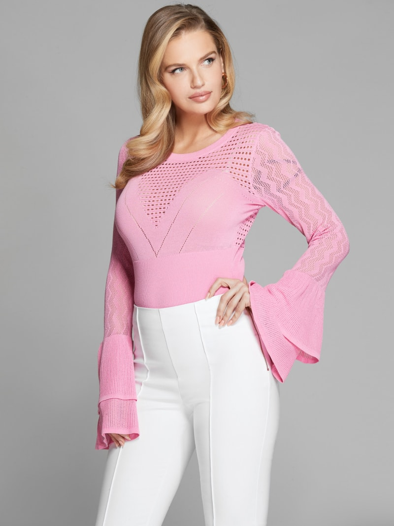 Lois Sweater Top