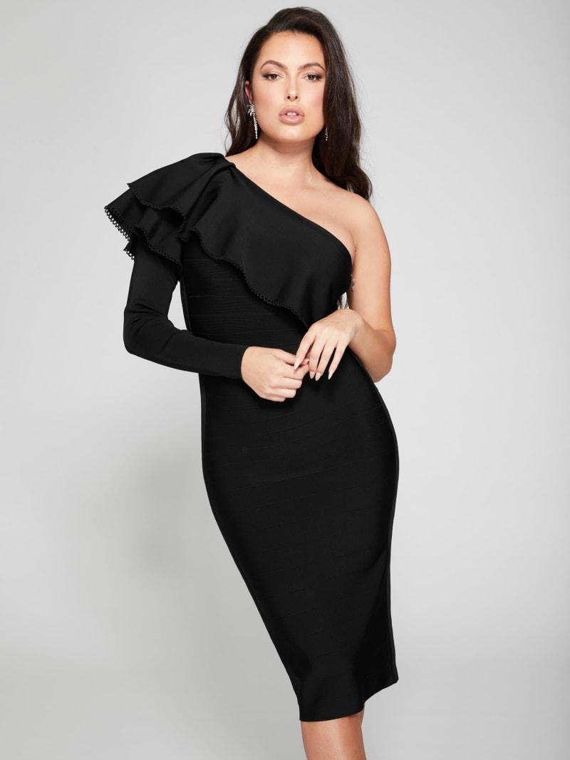 Stella Single Sleeve Bandage Dress