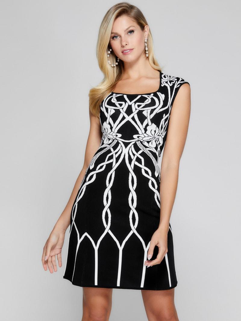 Corinne Sweater Dress