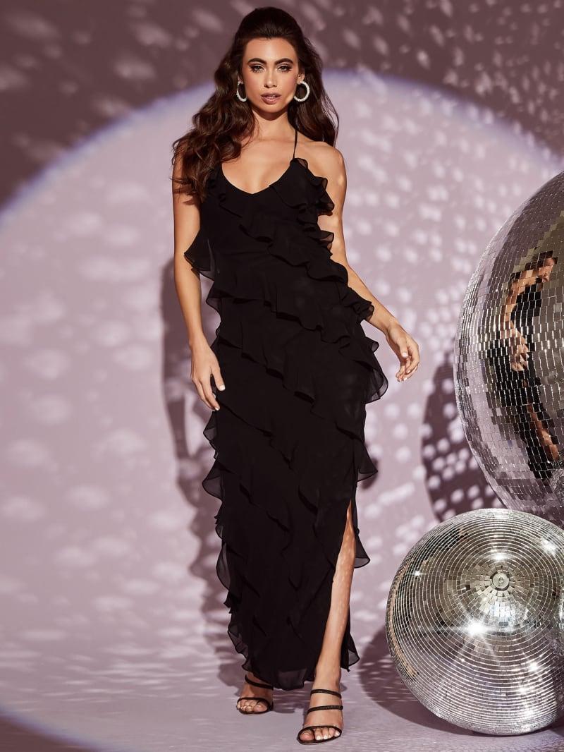 Etoile Ruffle Dress