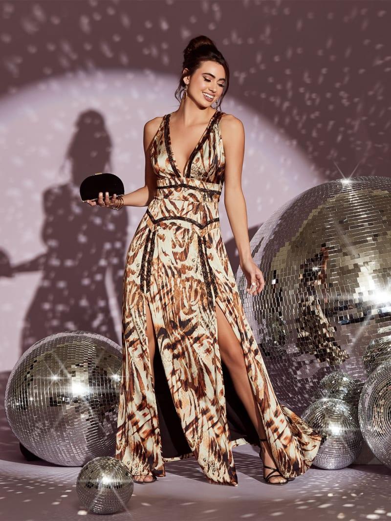 Sandscape Maxi Dress