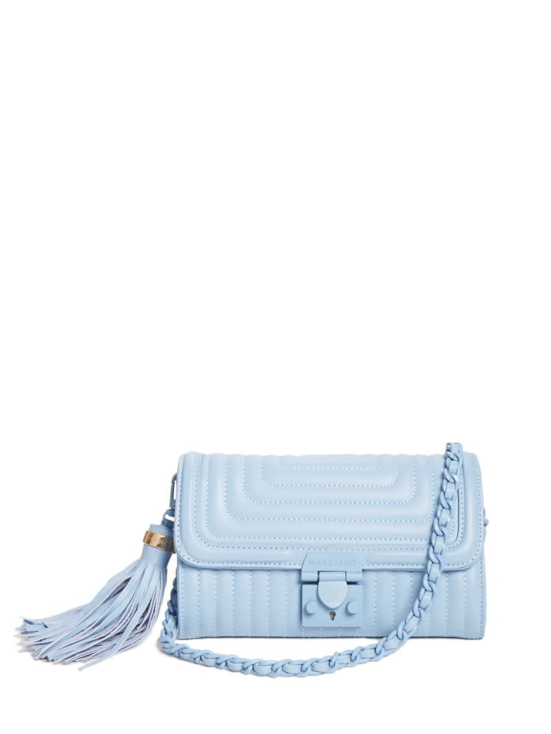 Quilted Chain Crossbody