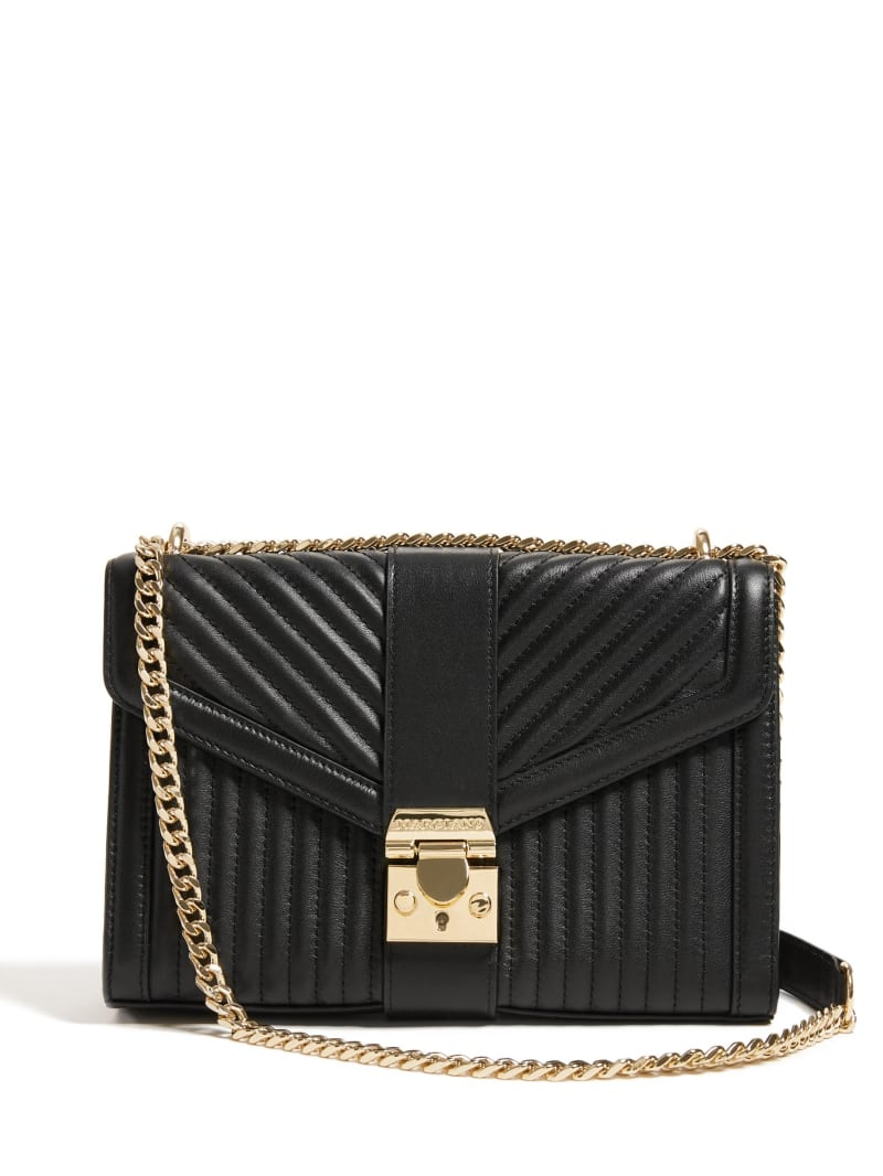 Seline Quilted Crossbody
