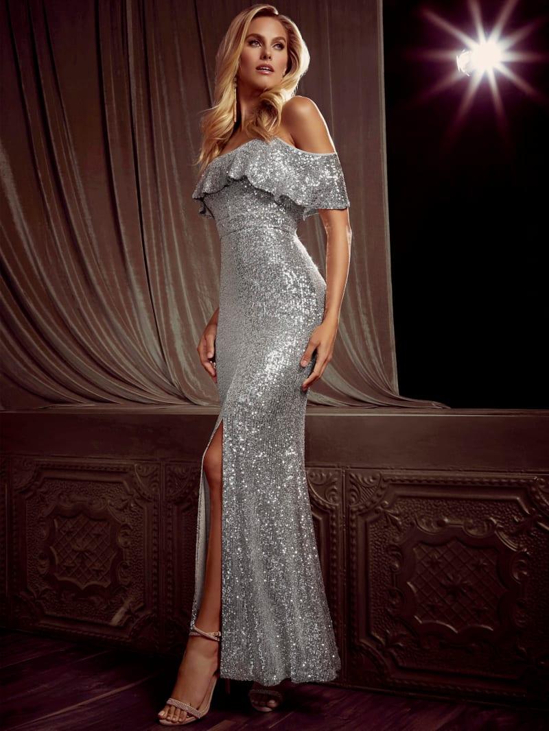 Cordelia Sequin Gown