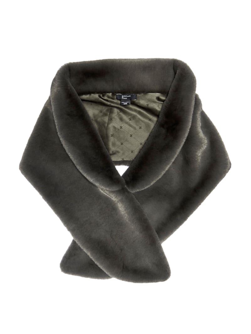 Ultra-Soft Faux-Fur Wrap
