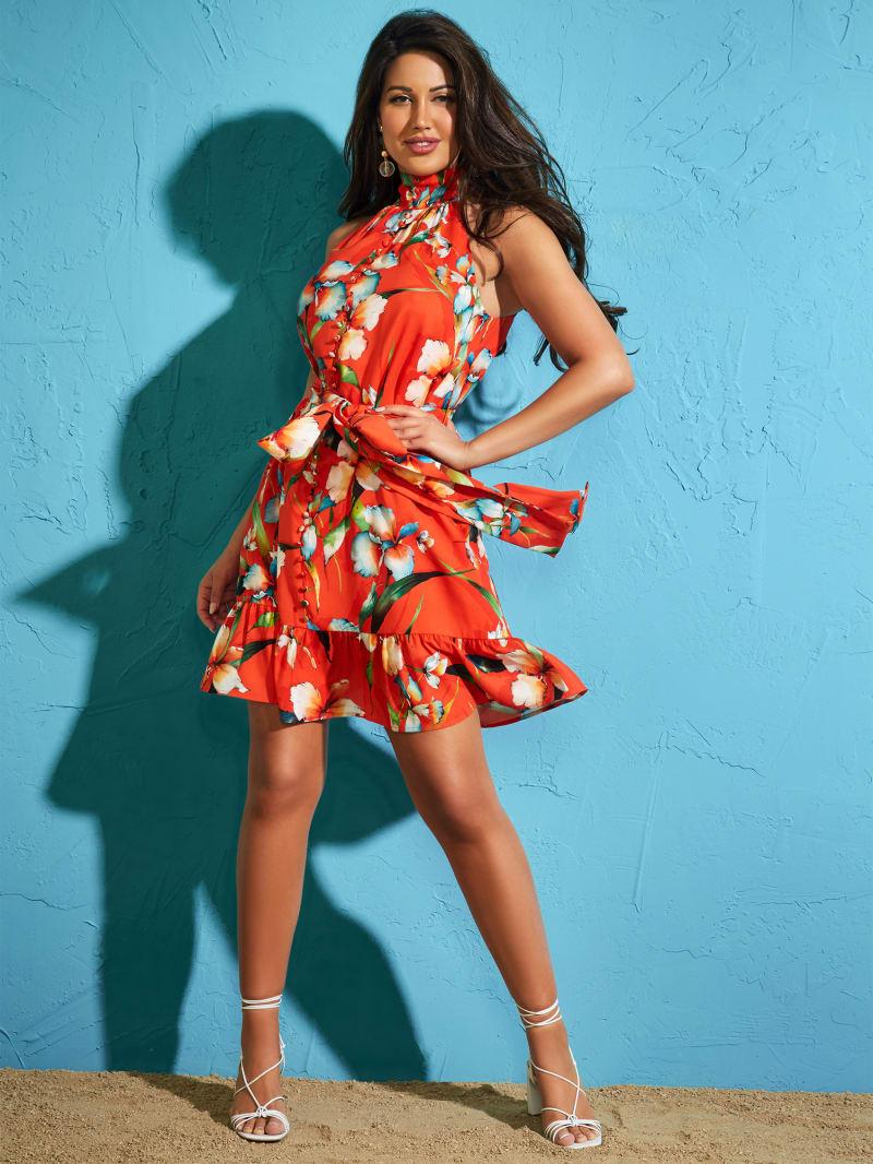 Copacabana A-Line Dress