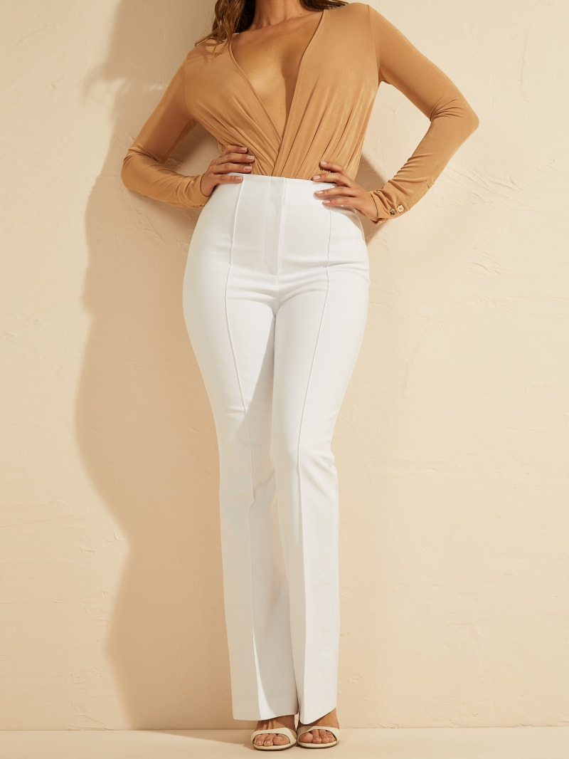 Jolyn Fit-and-Flare Pant