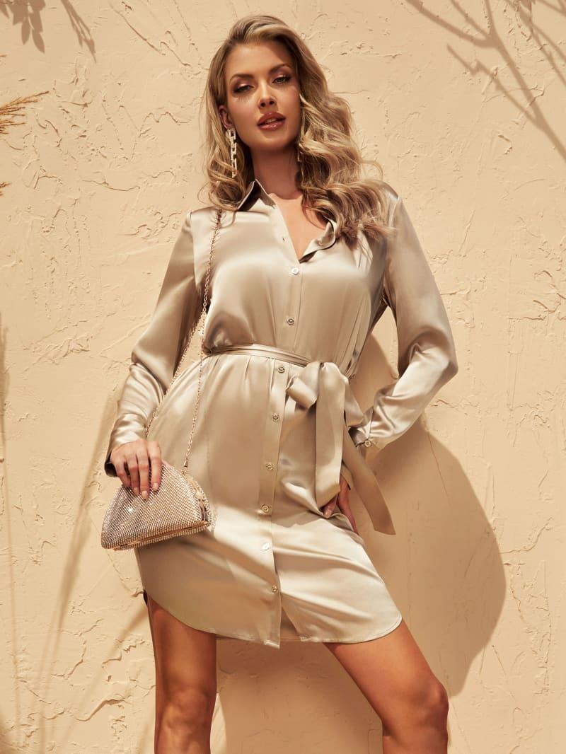 Seta Shirt Dress