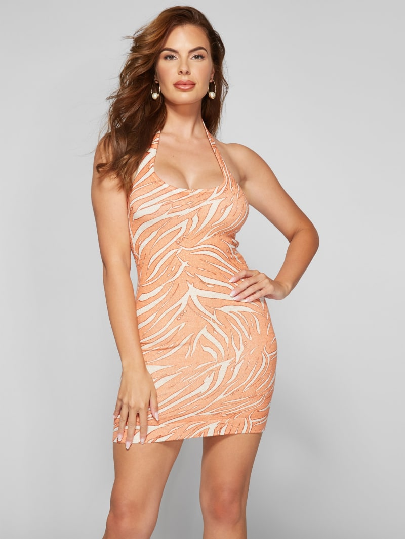 Rumble In The Jungle Dress