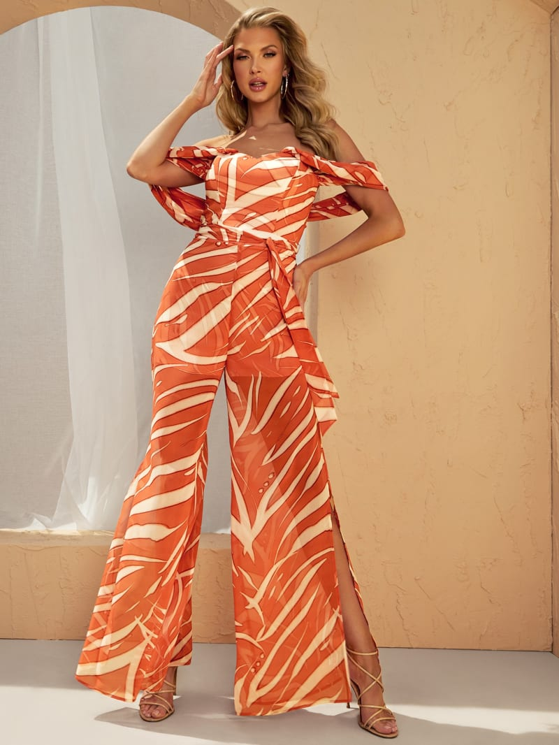 Rumble In The Jungle Jumpsuit