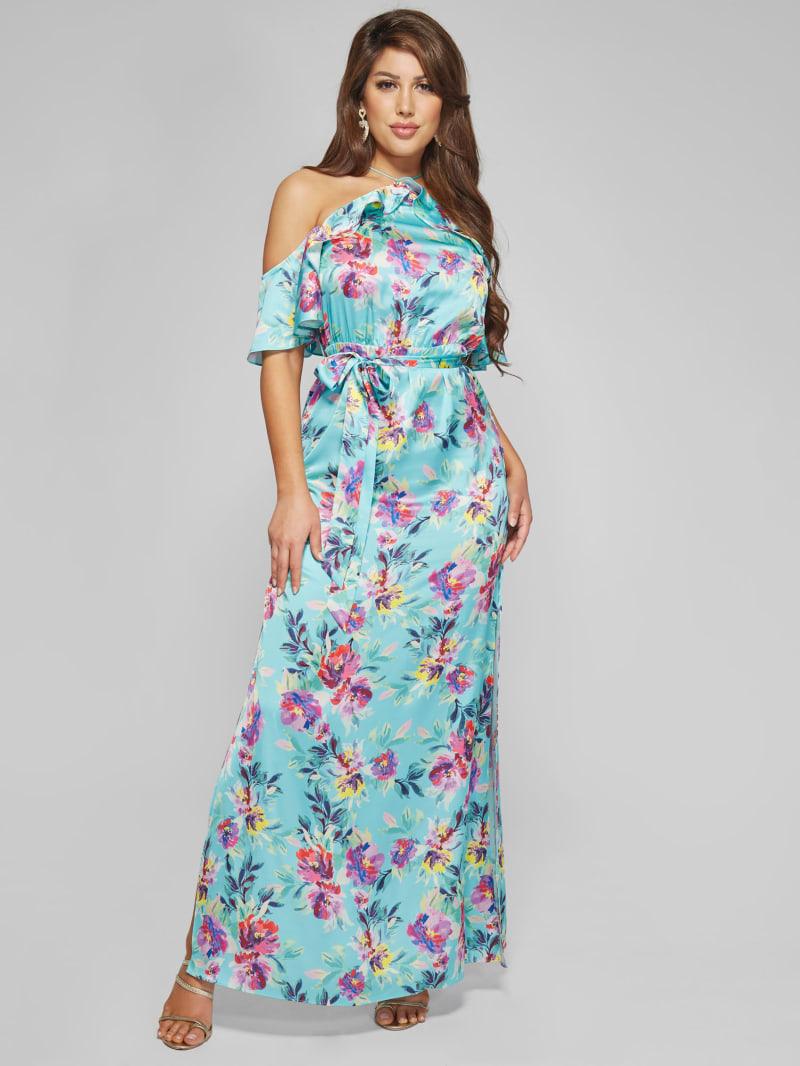 Paloma Printed Maxi Dress