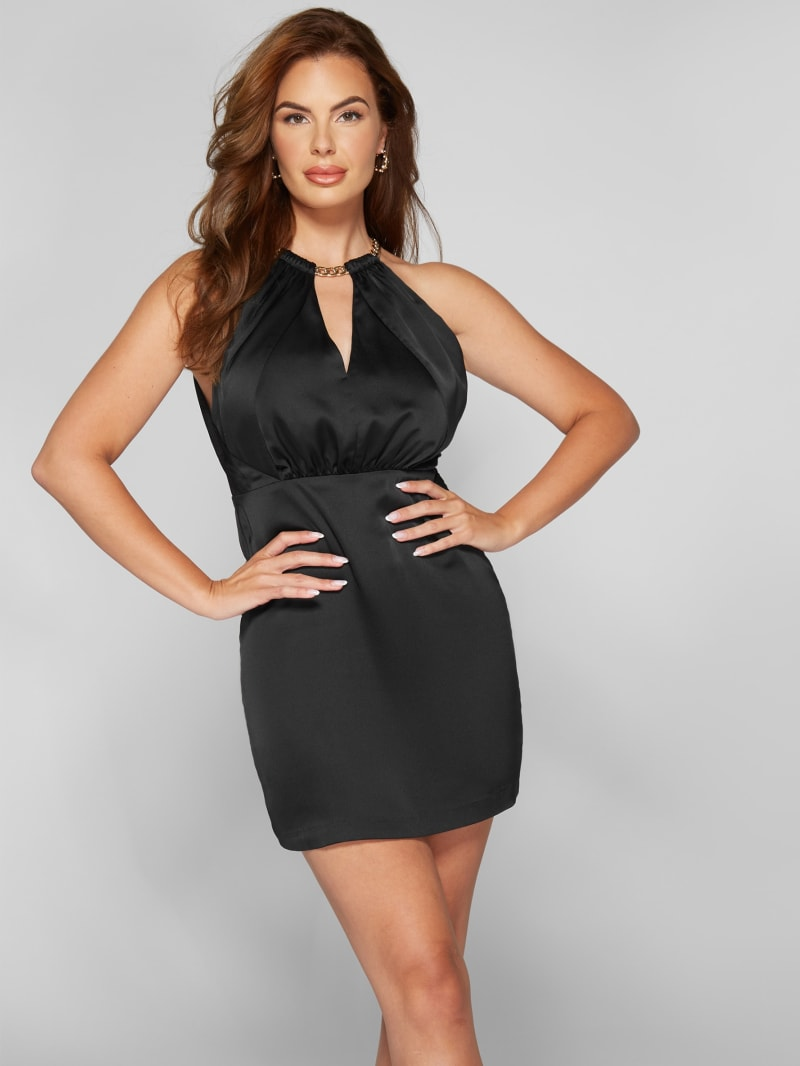 Sandra Chain Dress