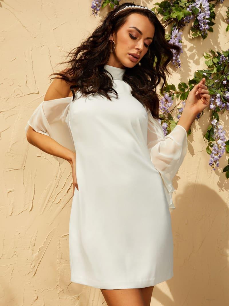 Hailey Cold-Shoulder Dress