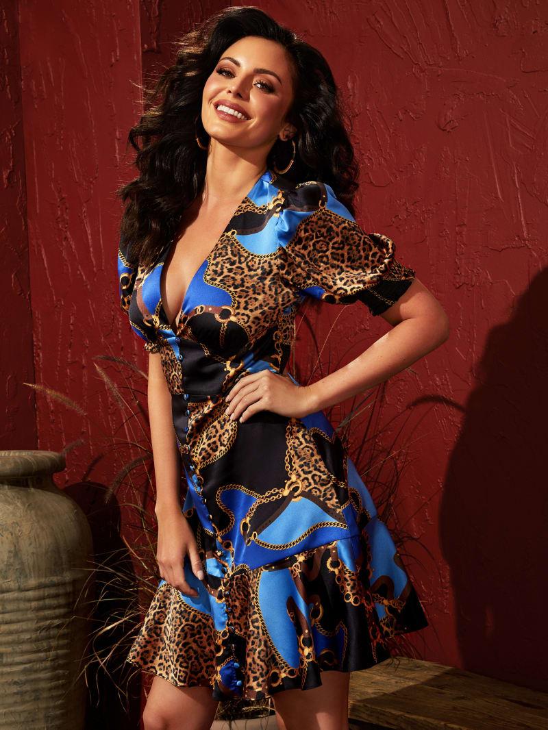 Penelope Short Dress