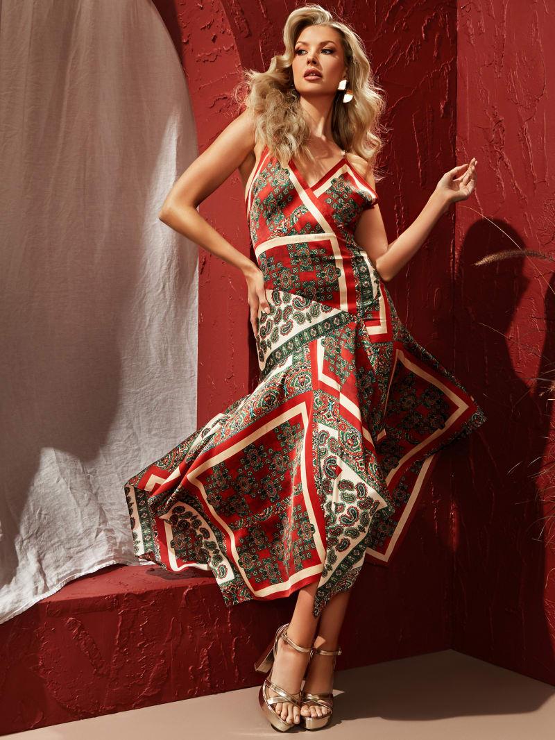 Talitha Scarf Dress