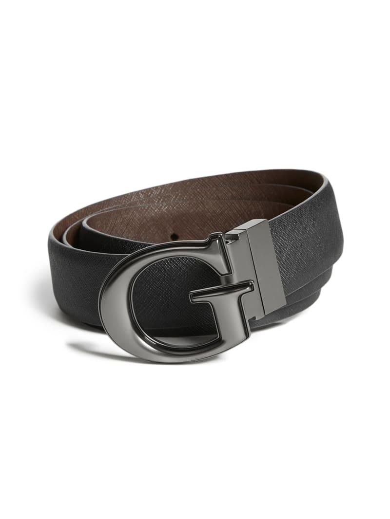 Reversible G Buckle Belt