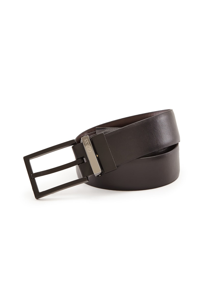 Reversible Matte Belt