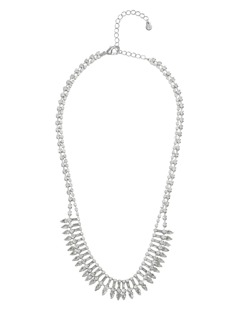 Glam Crystal Necklace