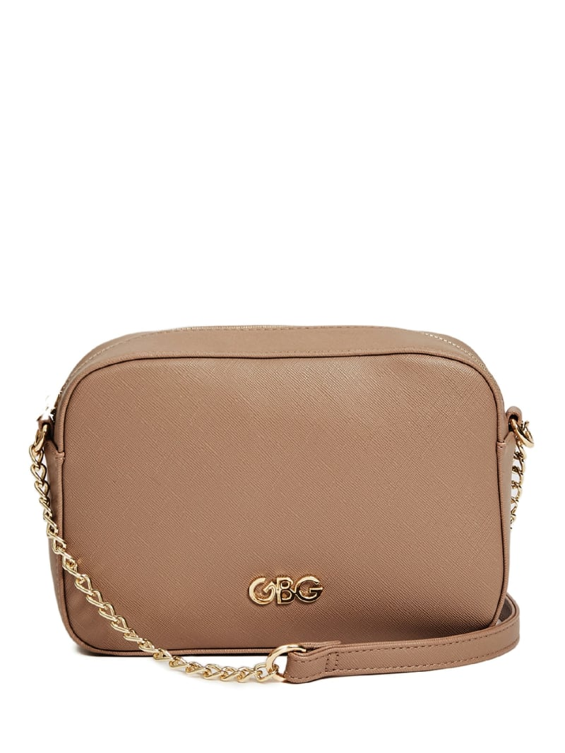 Kelly Faux Leather Crossbody