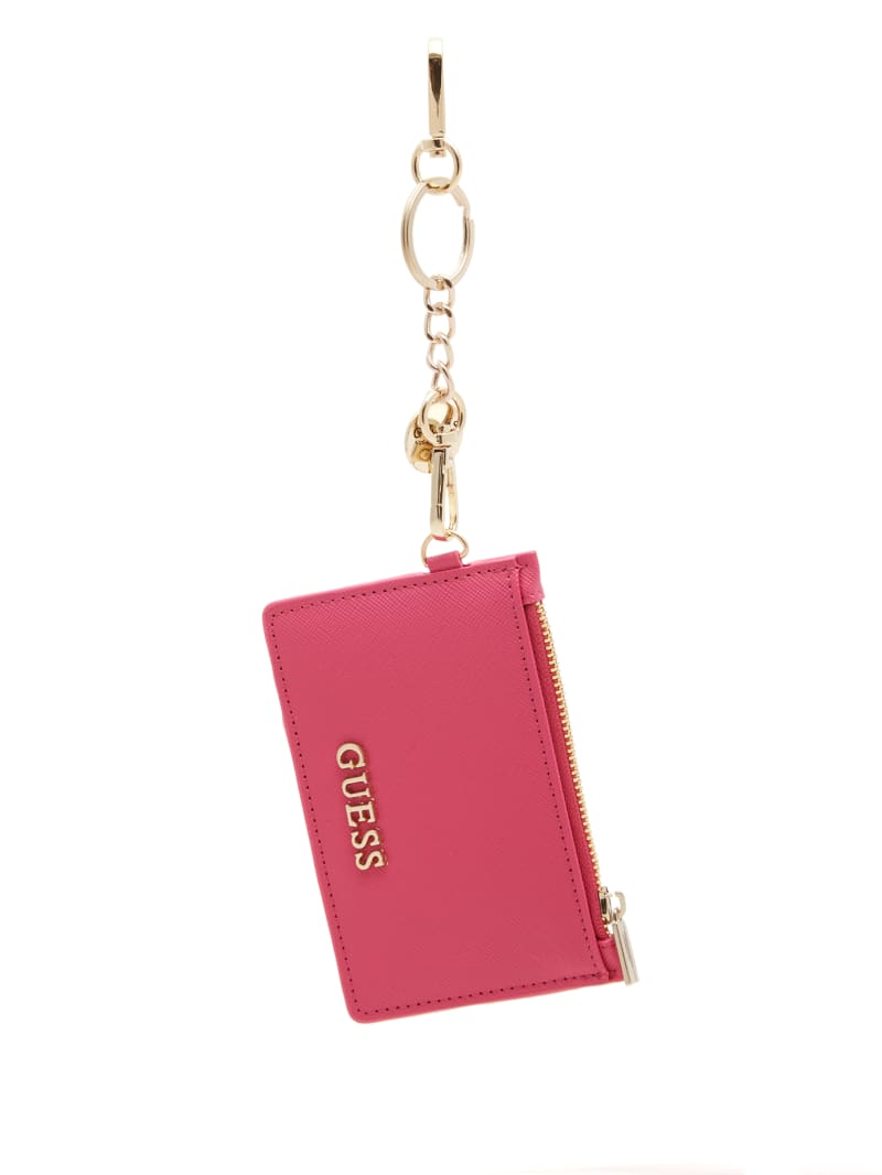 Card Case Keychain