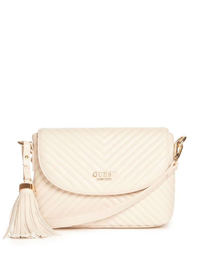 Khloe Quilted Crossbody