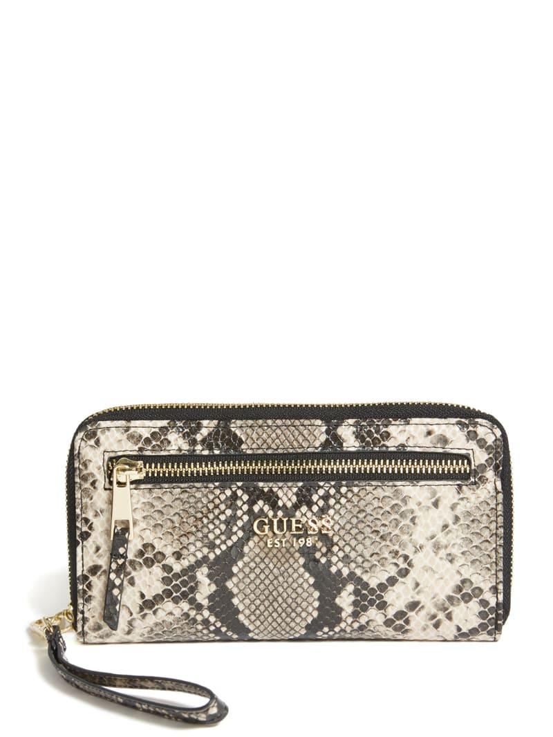 Audrey Animal Zip-Around Wallet