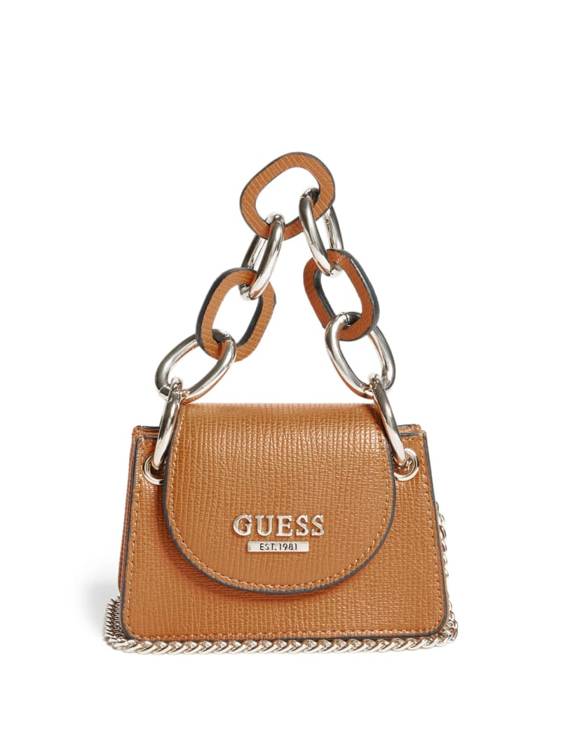 Arie Mini Chain Top Handle Bag