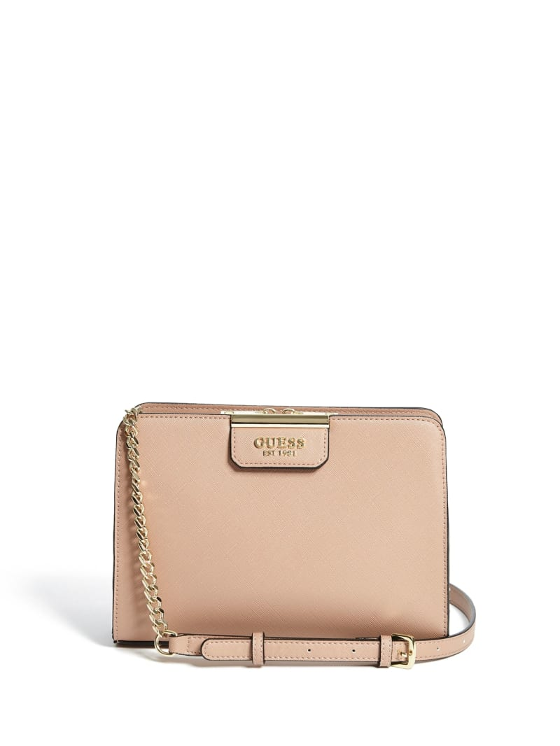 Abby Top Zip Crossbody