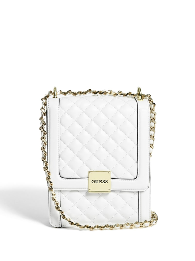 Raina Quilted Crossbody
