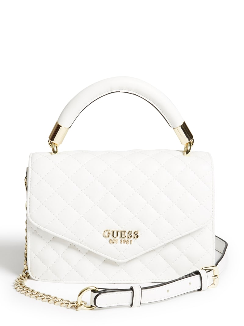 Leana Quilted Envelope Crossbody