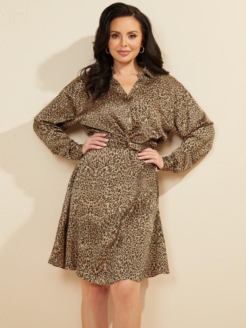 Animal Spots Dress