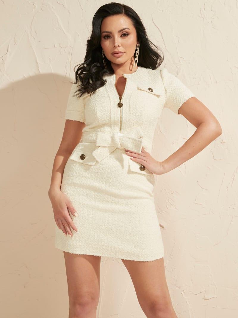 Selena Tweed Dress