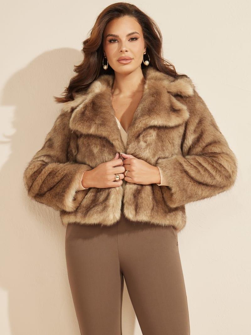 Gwenda Faux-Fur Jacket