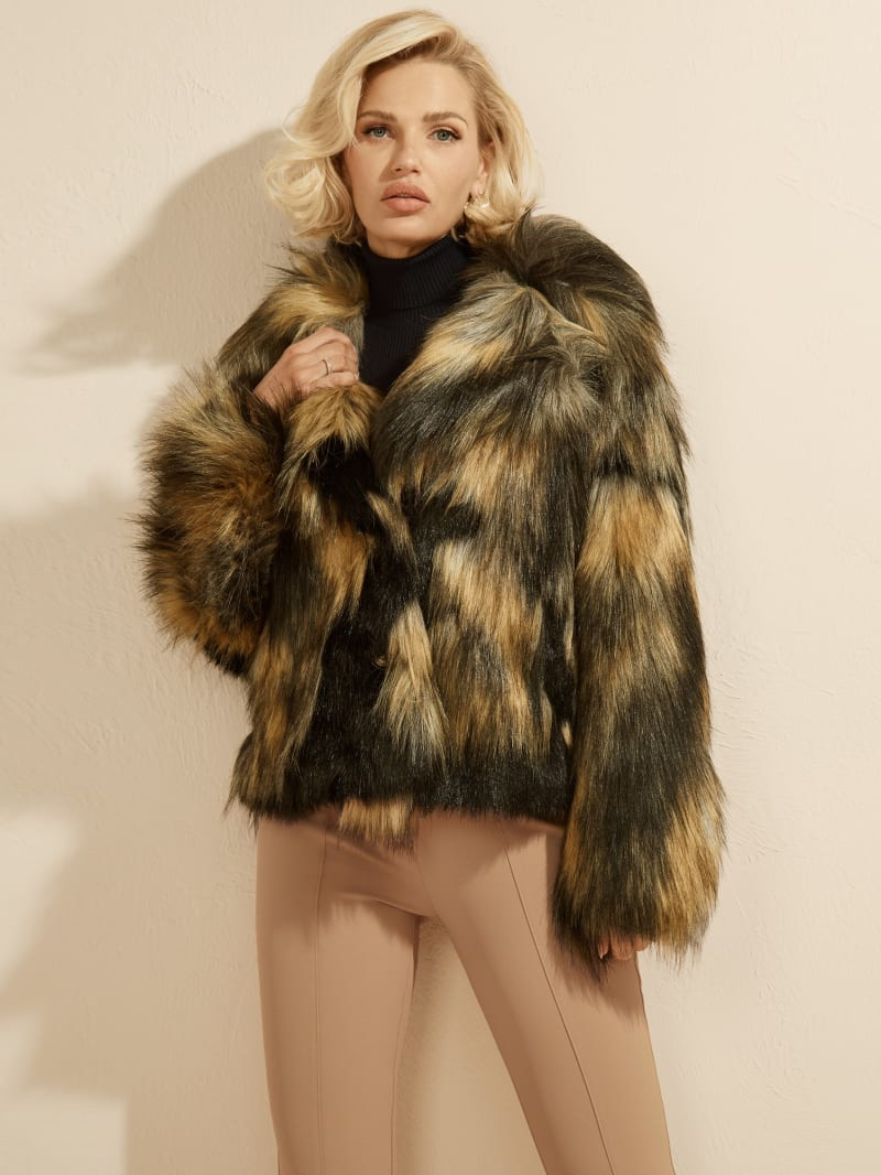 Molly Faux-Fur Jacket