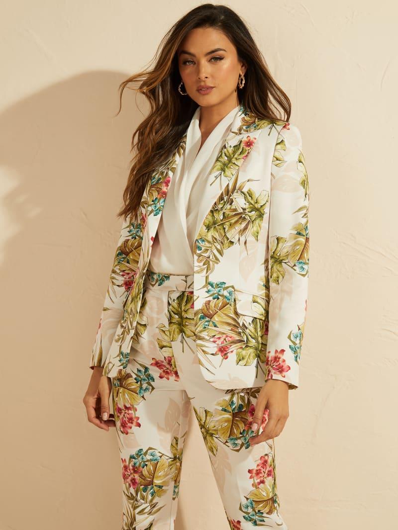 Tropical Bouquet Blazer