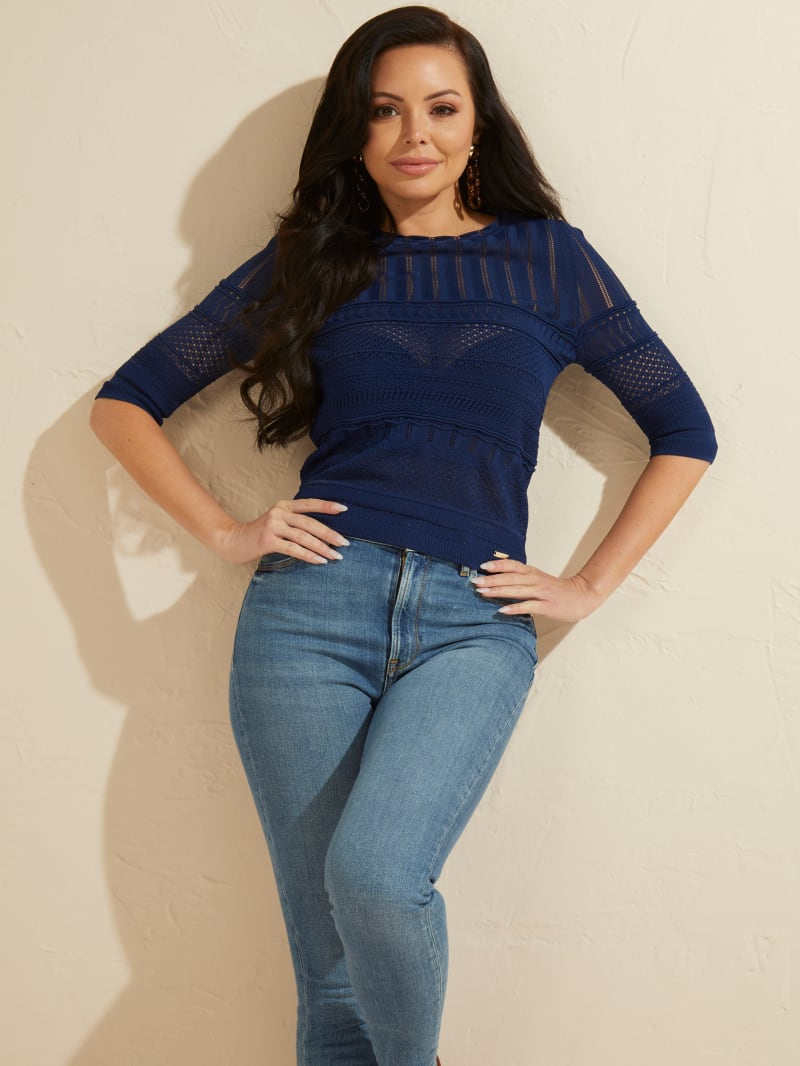 Darcey Sweater Top
