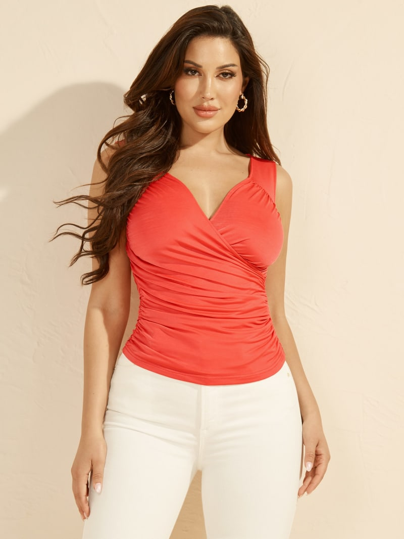 Paloma Ruched Top