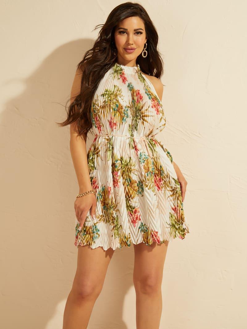 Tropical Bouquet Dress