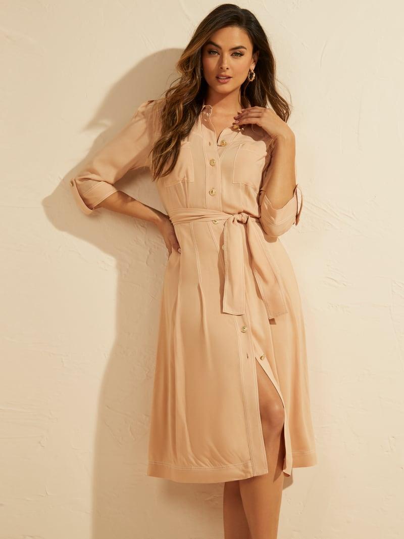 Sofia Longline Dress
